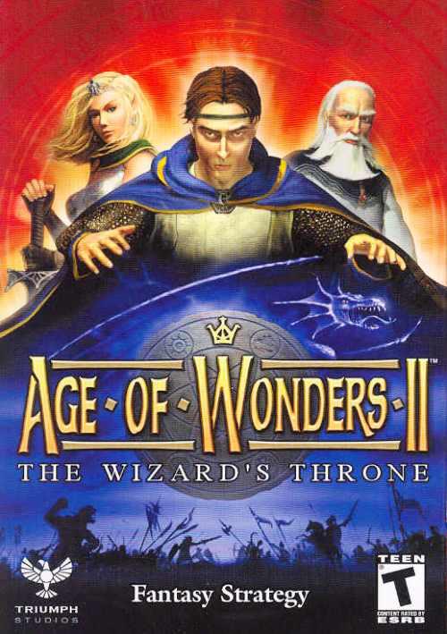 Age of Wonders II: The Wizard's Throne / Tron Czarnoksiê¿nika  (2002/ENG/FULL/RAZOR1911)