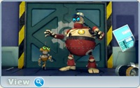 Роботы Болт и Блип. Выпуск 1 / Bolts & Blip (2010) DVD5 + DVDRip-AVC