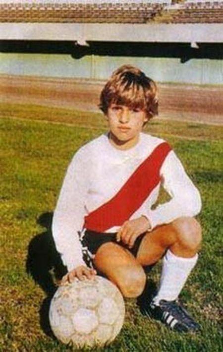Piłkarze za młodu 41