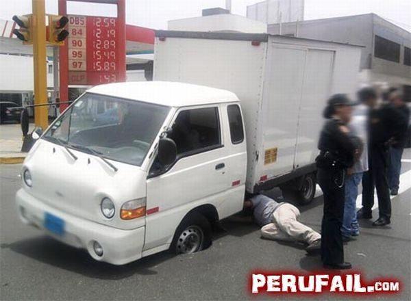 Tylko w Peru 7