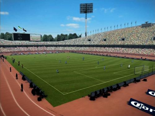 PES 2012 Markaziy Olimpika Stadioni by odil24