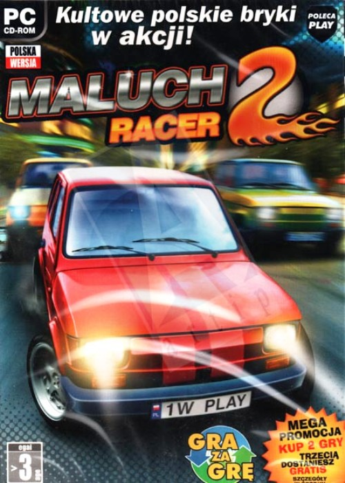 Maluch Racer 2  (2004/PL/PORTABLE)