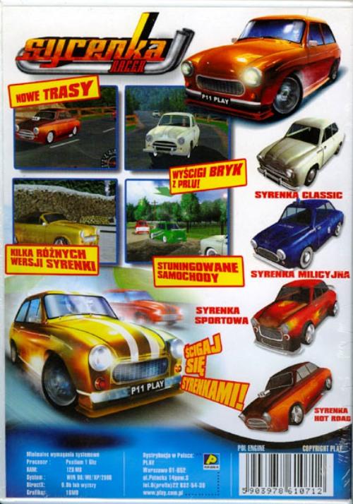 Syrenka Racer  (2004/PL/PORTABLE)