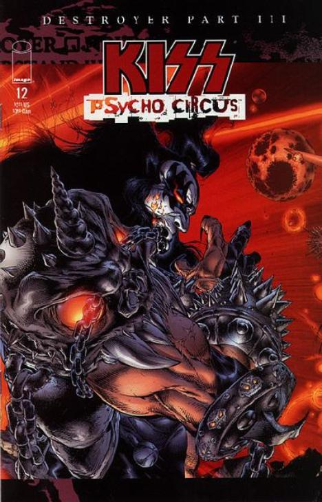 KISS Psycho Circus: The Nightmare Child  (2000/ENG/FULL/JaKKaL)