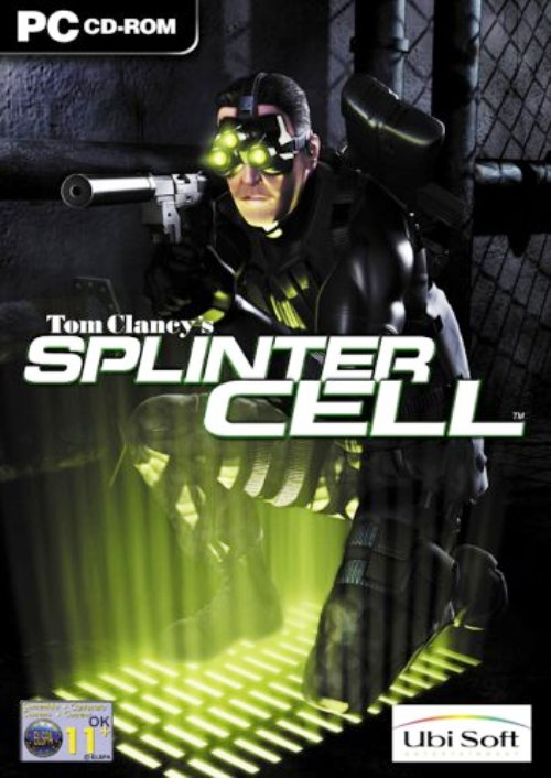 Tom Clancy's Splinter Cell  (2003/ENG/FULL/FLT) + SPOLSZCZENIE