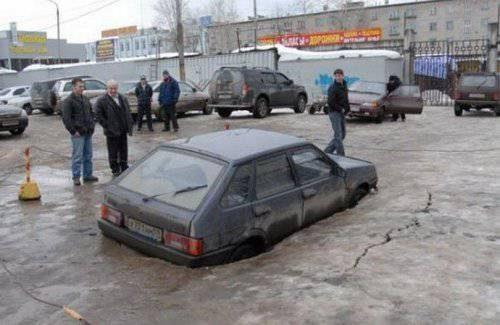 Drogi w Rosji 1