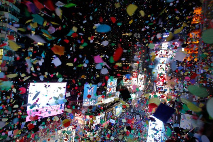 Jak świat przywitał rok 2012? 27