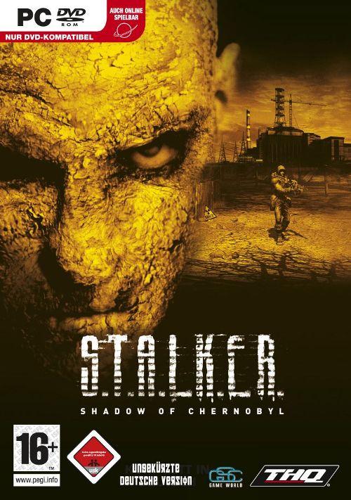 S.T.A.L.K.E.R.: Shadow of Chernobyl / Cie? Czarnobyla   (2007/ENG/FULL/PROPER/HATRED) + PE£NE SPOLSZCZENIE ( lektor i napisy )