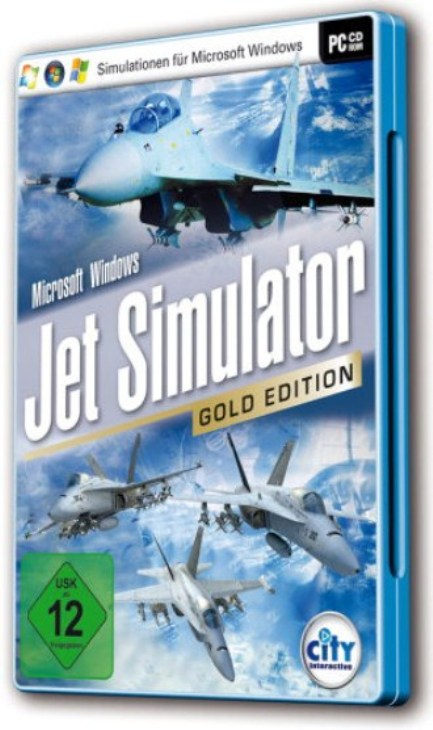 Jet Simulator Gold Edition  (2012/MULTi2/FULL/ABSiSO)