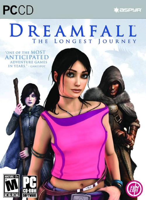 Dreamfall: The Longest Journey   (2006/ENG/PL/FullRIP/kagi2150)