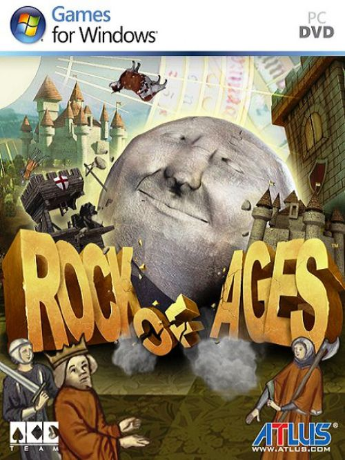 Rock of Ages  (2011/ENG/FULL/HI2U)