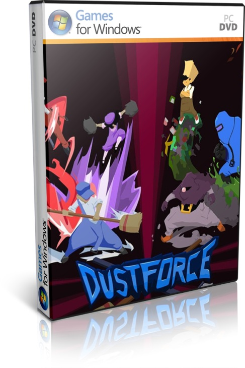 Dustforce  (2012/ENG/STEAM) + Crack RELOADED
