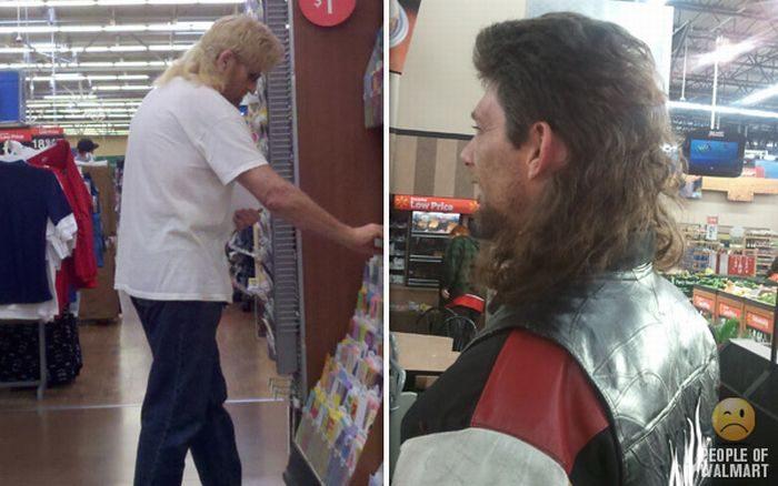 Najdziwniejsi klienci z WalMart #11 15