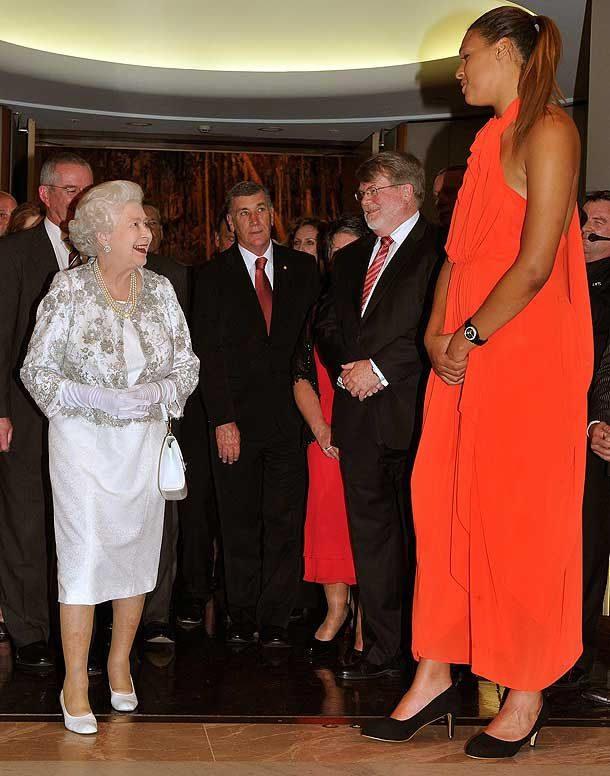 Wysokie kobiety #2 37