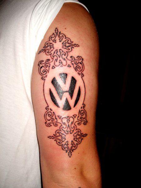 Tatuaże fanów Volkswagena 22