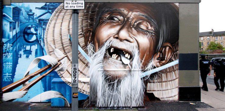 Street Art: SmugOne 3