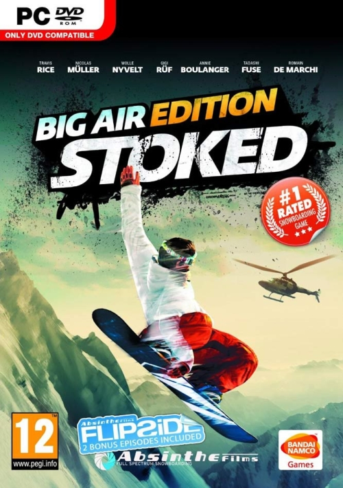 Stoked: Big Air Edition  (2011/Multi5/REPACK/shidow)