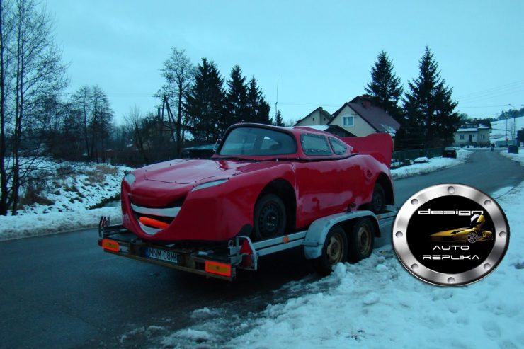 Zygzak McQueen w Polsce Nowe Miasto Lubawskie 15