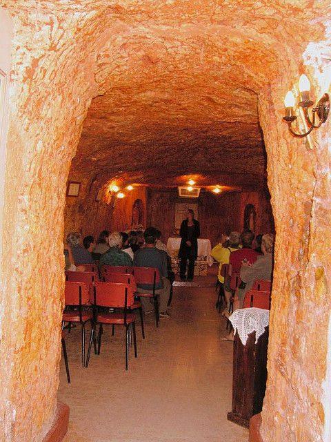 Coober Pedy - podziemne miasto 25