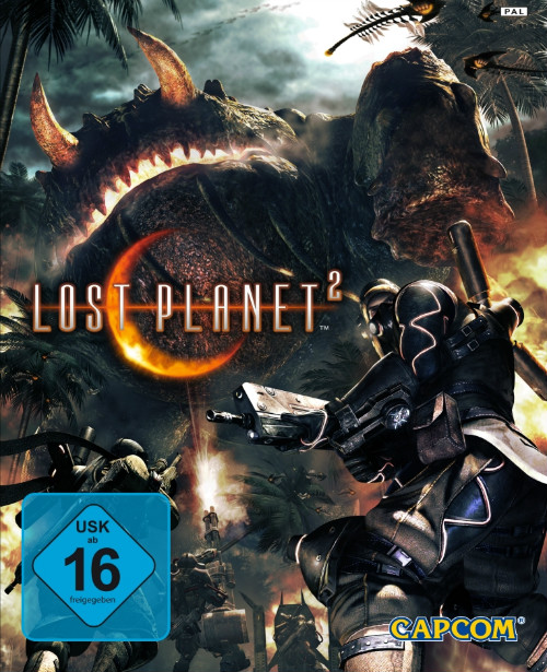 Lost Planet 2  (2010/MULTi9/REPACK/Ilya)