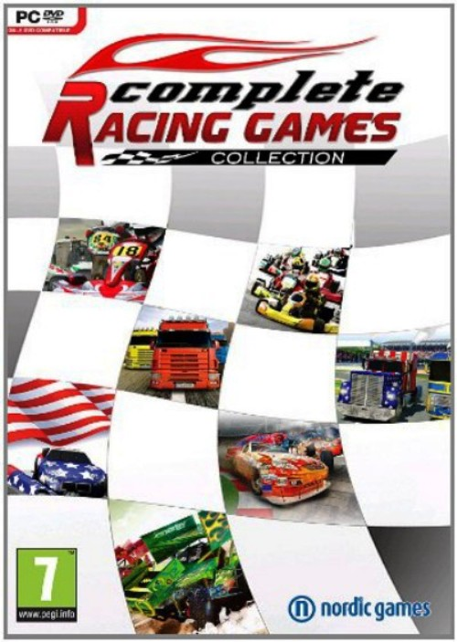 Complete Racing Games Collection  (2012/ENG/FULL/POSTMORTEM)