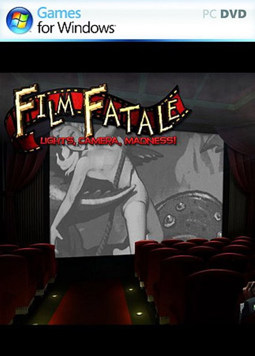 Film Fatale Lights Camera Madness  (2012/ENG/FULL)