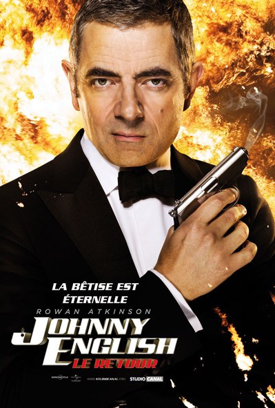 Johnny English, le retour [FRENCH] [DVDRiP]