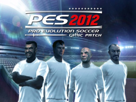 PES 2012 Gothic Patch