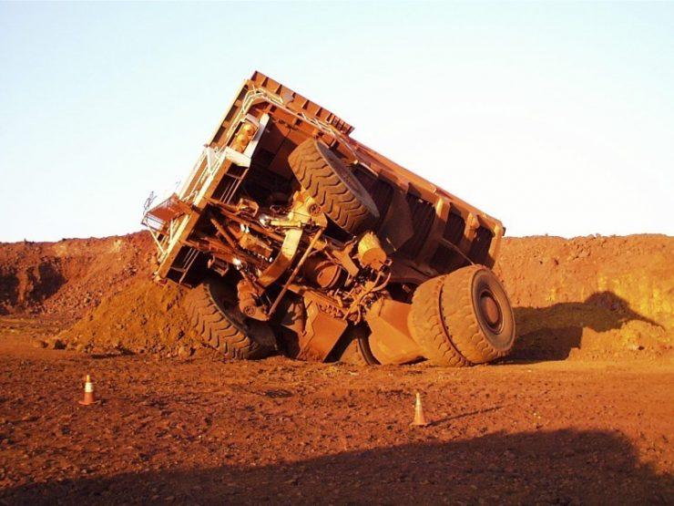 Wypadki w kopalniach odkrywkowych 7