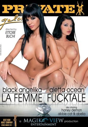 Private Gold 115 - La Femme Fucktale (2012/DVDRip)