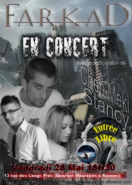 concert Rennes