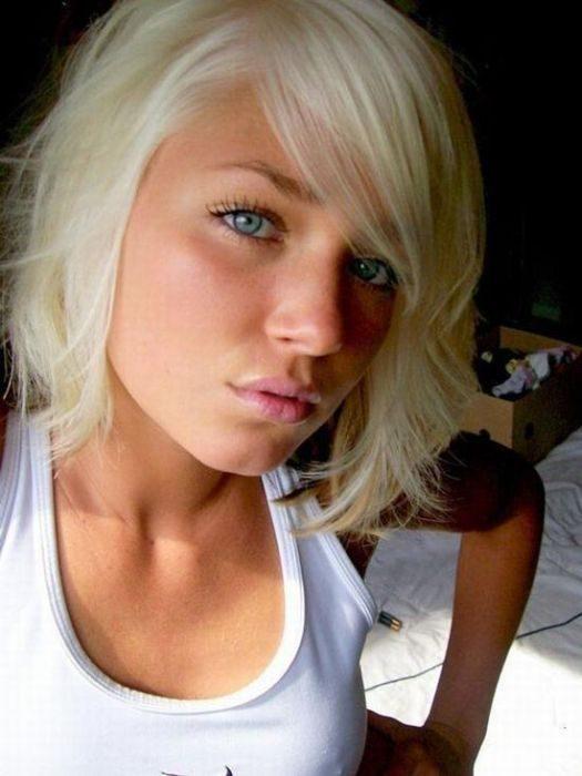 Ciekawe twarze ładnych dziewcząt by mmash 24
