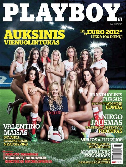 Playboy - March (2012)/ Lithuania