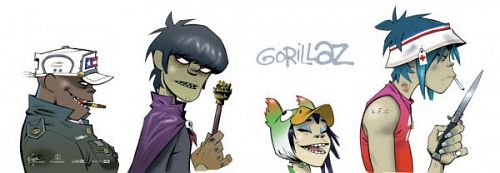 Gorillaz  Discography (2001-2007)