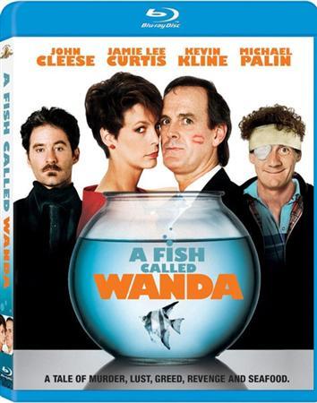 Рыбка по имени Ванда / A Fish Called Wanda (1988)