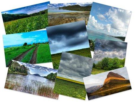 50  Tapet HD Krajobrazy