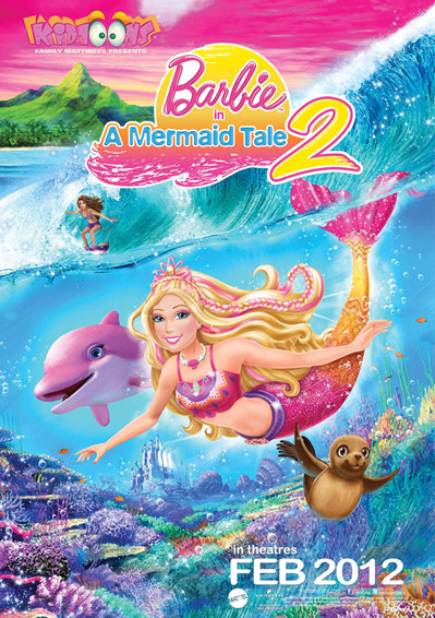 Barbie in a Mermaid Tale 2 [FRENCH] [DVDRiP]