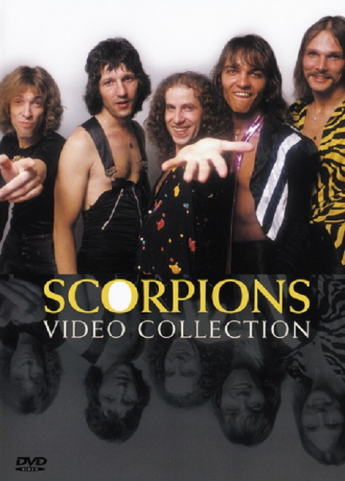 Scorpions - Video Collection (2011) DVD5