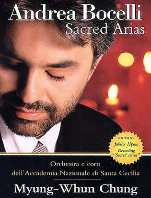 Andrea Bocelli - Secret Arias (2002) DVD5