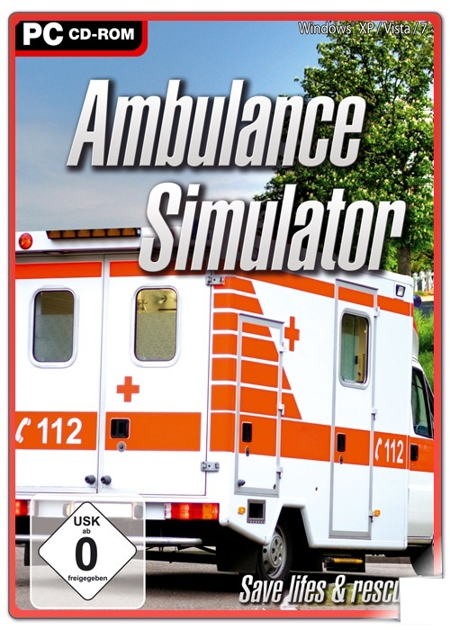 Ambulance Simulator 2012  (ENG/PORTABLE)