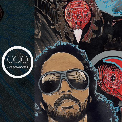 Opio-Vulture Wisdom 2-(2012)