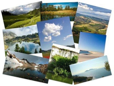 55  Tapet HD Krajobrazy
