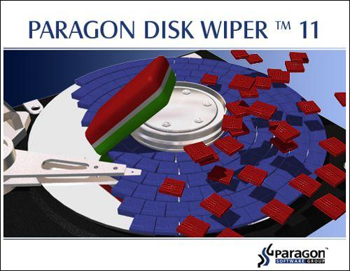 Paragon Disk Wiper 11 10.0.17.14362 Portable Personal Special