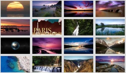 50 Tapet Full HD 1080p HD Krajobrazy
