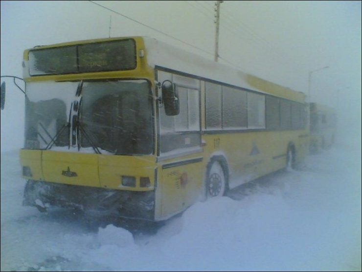 Syberyjska zima 6