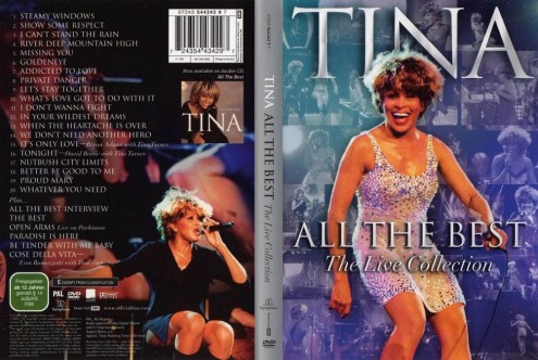 Tina Turner - All The Best - The Live Collection (2005) DVD9