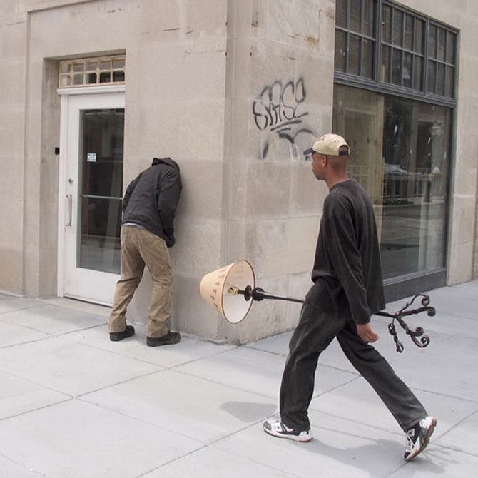 Street artowe instalacje 3