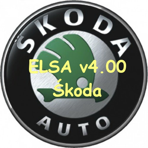 ELSA v4.00 Skoda - 01.2012