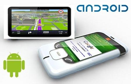 Android Gps Navigation Paczka Nawigacji GPS
