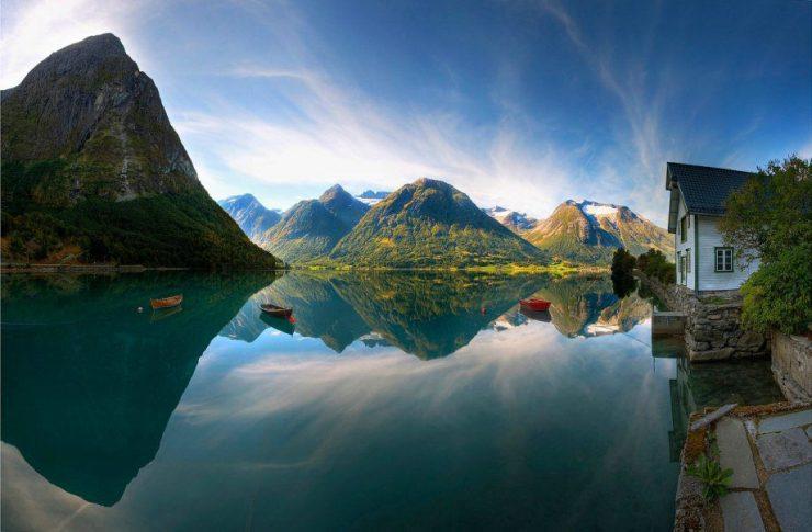 Piękne krajobrazy #4 12
